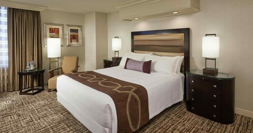 Treasure Island hotel rooms