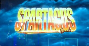 Spartacus by Scientific Games top box