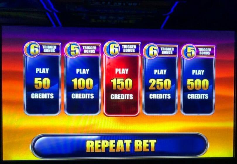 Treasure Box Kingdom by IGT bet panel