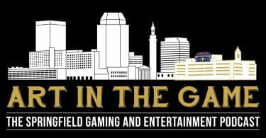 Art in the Game logo