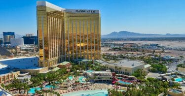 Mandalay Bay external picture