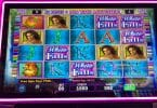 White Orchid by IGT big win on White Falls free spins bonus