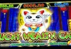Lucky Wealth Cat by IGT top box