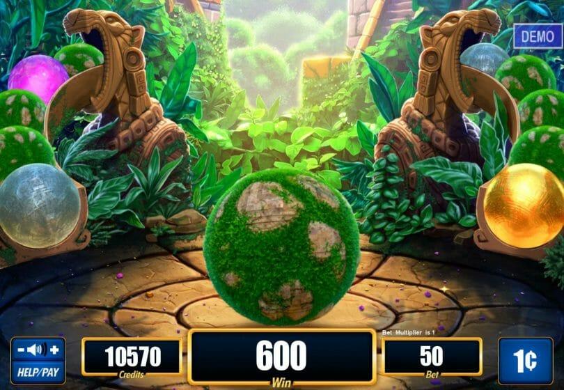 Crush Conquest by Everi boulder trails