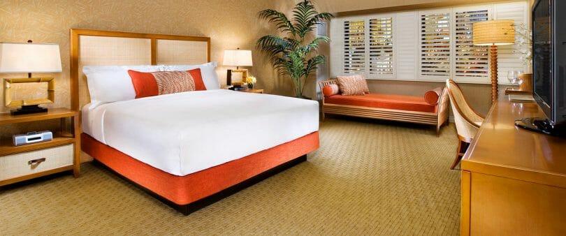 Tropicana Las Vegas hotel room