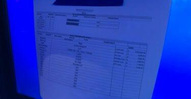 slot install paperwork