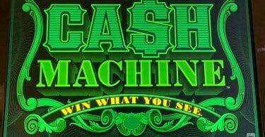 Cash Machine by Everi logo