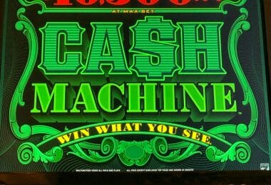 Cash Machine by Everi logo