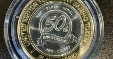 Plaza 50 Years Silver Strike