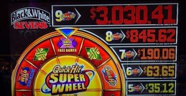 Quick Hit Super Wheel Free Games