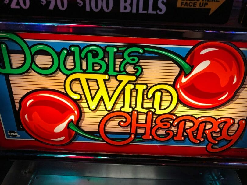 Double Wild Cherry by IGT logo