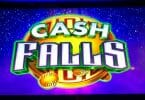 Cash Falls by Scientific Games logo