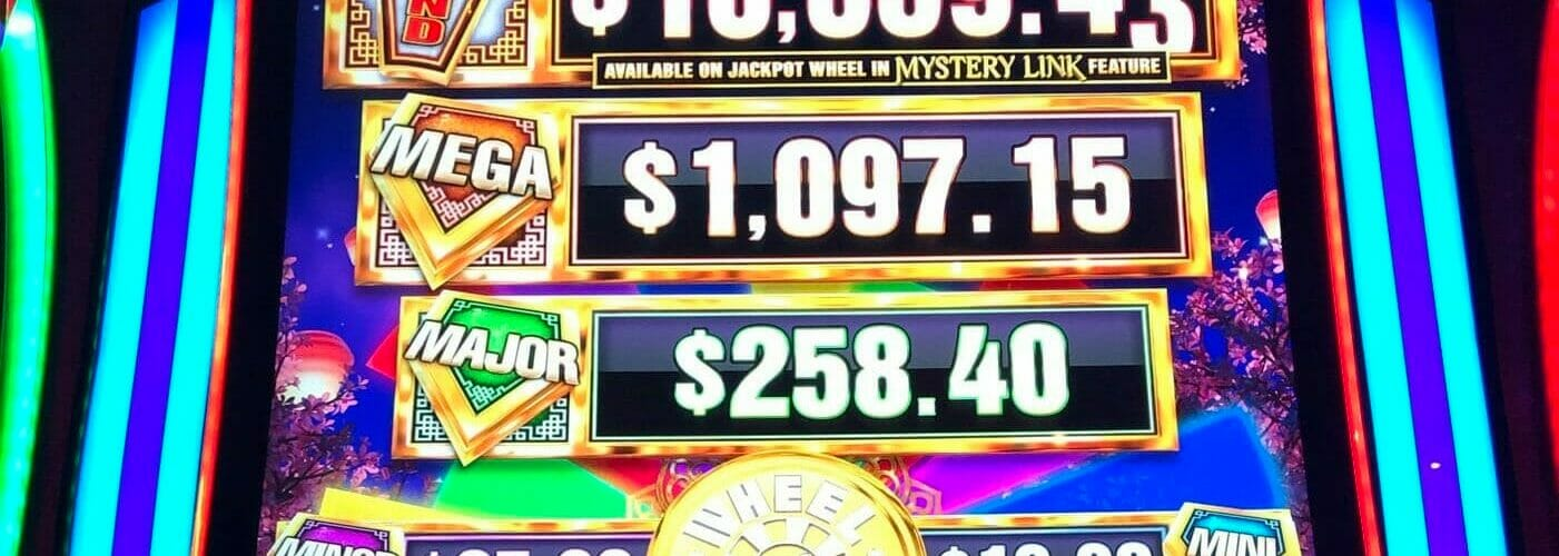 Wheel of Fortune Mystery Link by IGT progressives