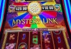 Wheel of Fortune Mystery Link by IGT logo
