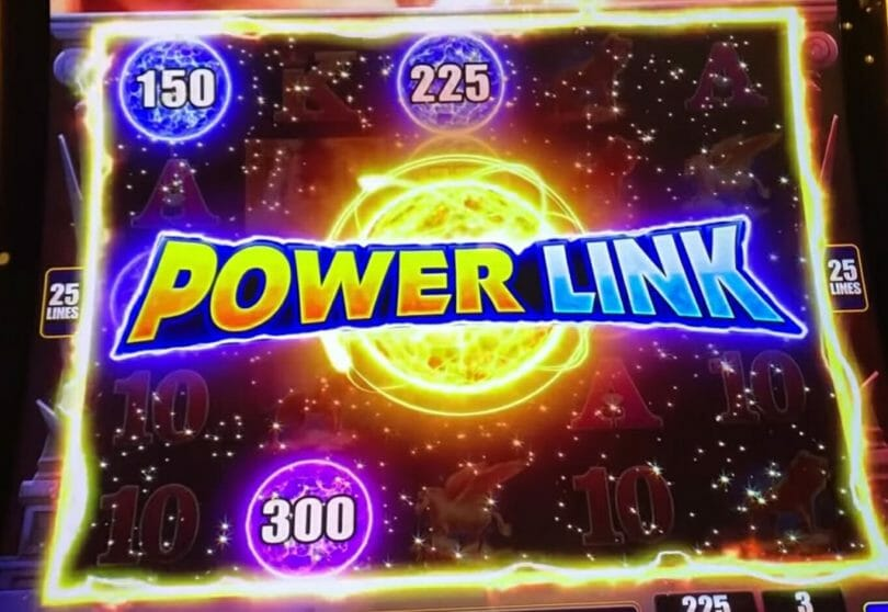 Zeus Power Link by Scientific Games power link awarded