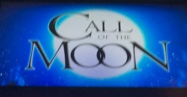 Call of the Moon by WMS logo