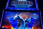 Firecano Freeze by Aristocrat top screen