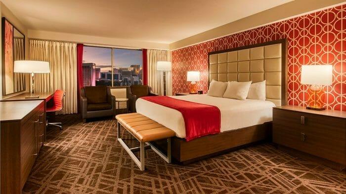 Bally's Las Vegas resort king