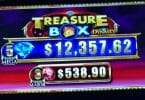Treasure Box Dynasty by IGT top box