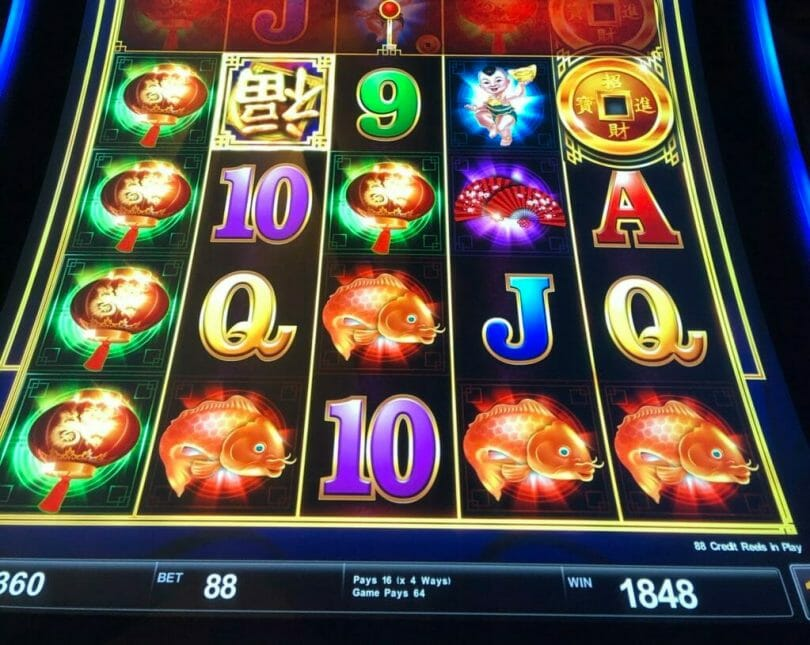 Fu Dao Le Riches by Scientific Games extra spin