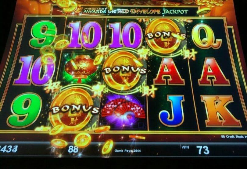 Fu Dao Le Riches by Scientific Games bonus trigger