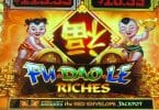 Fu Dao Le Riches by Scientific Games logo