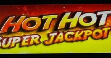 Hot Hot Super Jackpot by WMS logo