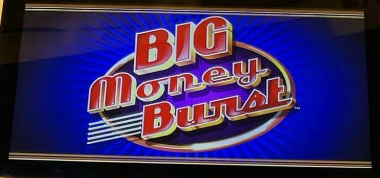 Big Money Burst game series logo