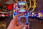 Plaza Las Vegas 50th Anniversary color Silver Strike collectible
