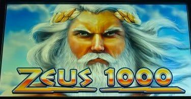 Zeus 1000 by WMS logo