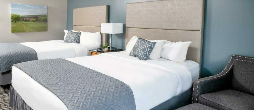 Rocky Gap hotel rooms