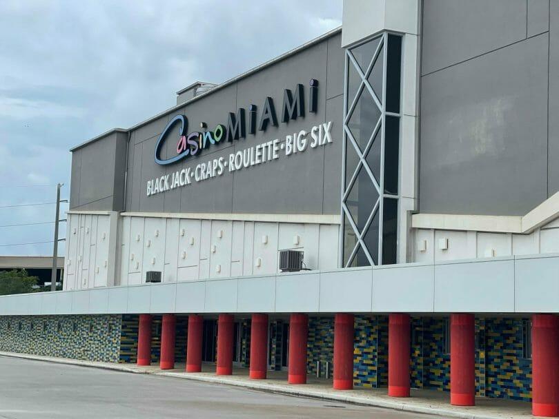 Casino Miami external shot