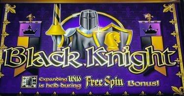 Black Knight by WMS logo