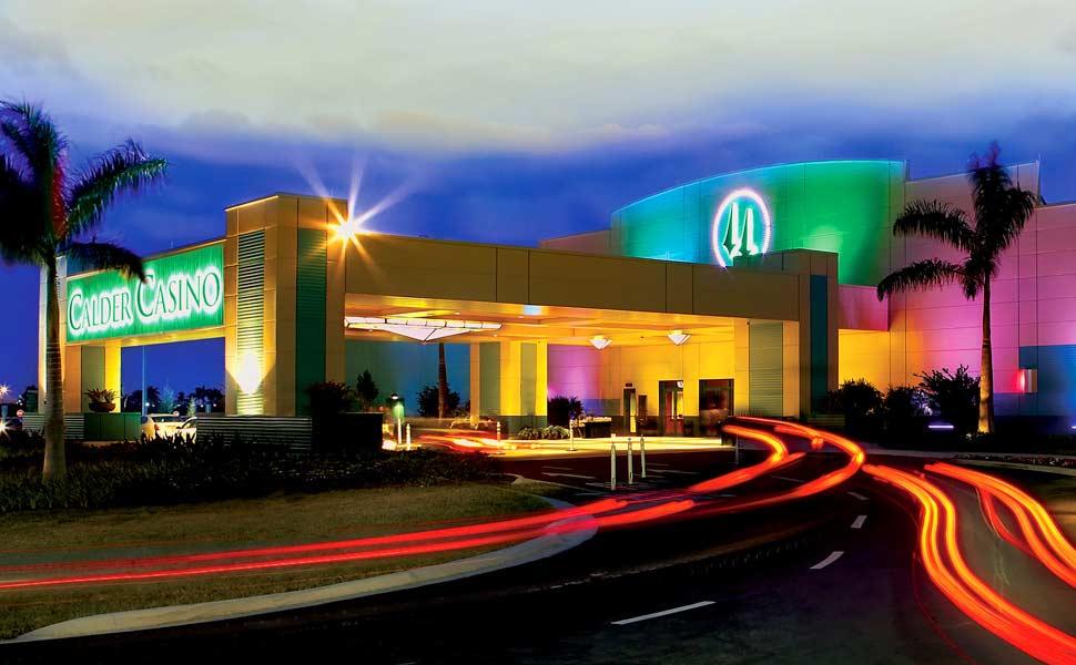 Calder Casino external