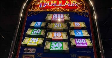 Top Dollar by IGT top box