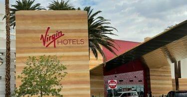 Virgin Las Vegas exterior