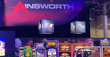Ainsworth sign G2E 2021